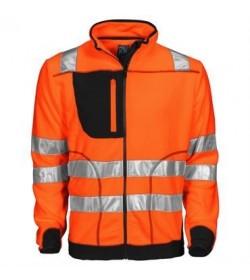ProJob 6303 sikkerhedsjakke EN ISO 20471-Klasse 3/2 orange/sort-XS-20