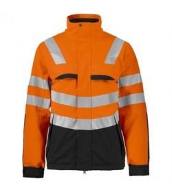 ProJob 6415 foret sikkerhedsjakke EN ISO 20471-Klasse 3/2 orange/sort-20