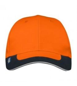 ProJob 9013 Sikkerhedskasket orange/sort-20
