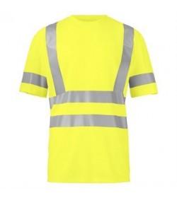 ProJob 6030 reflekst-shirt gul-20
