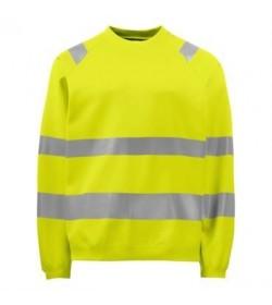 ProJob 6106 reflekssweatshirt gul-20