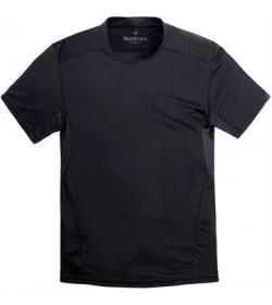 North sports løbe t-shirt 99837 sort-20