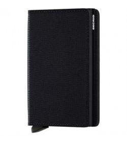 Secrid slim wallet crisple black-20