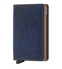 Secrid slim wallet indigo 5-20