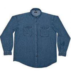 Roberto skjorte denim 601-20