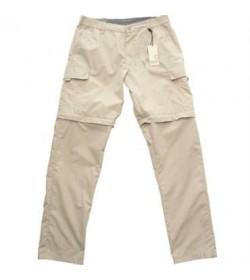 Roberto zip off bukser 243 sand-20
