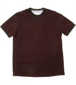 Roberto t-shirt 100137 purpel melange-20