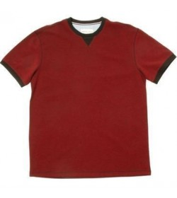 Roberto t-shirt 100137 brick melange-20