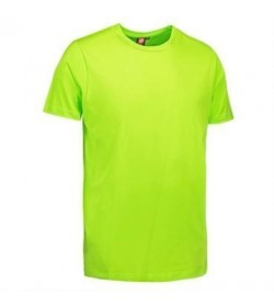 ID stretch t-shirt 0594 lime-20