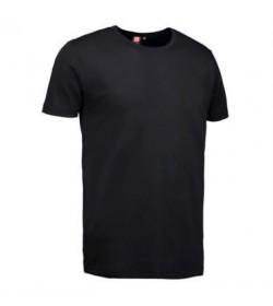 ID 1x1 rib t-shirt 0538 sort-20