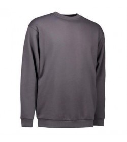 ID pro wear sweatshirt 0360 silver grey-20