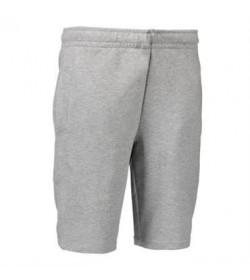 ID sweatshorts 0608 grå melange-20