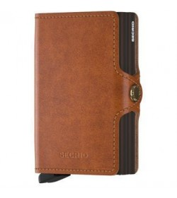 Secrid twin wallet original cognac brown-20