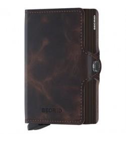 Secrid twin wallet vintage chocolate brown-20