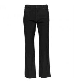 Wrangler jeans texas stretch lærredsbuks w121ta114 navy-20