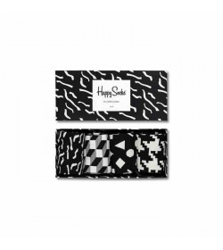 Happy socks Black and White Gift Box-20