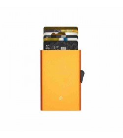 C-secure cardholder orange-20