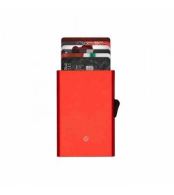 C-secure cardholder red-20