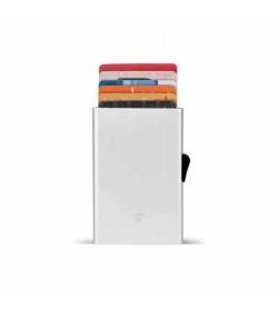 C-secure cardholder silver-20