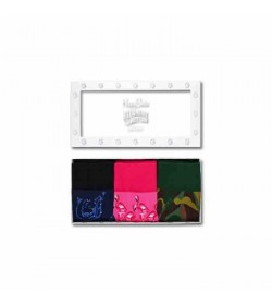 Happy socks BBC 3-Pack Athletic box-20