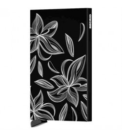 Secrid cardprotector laser Magnolia black-20