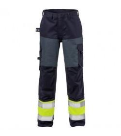 Kansas Flame Hi Vis bukser dame kl. 1, 2591-20