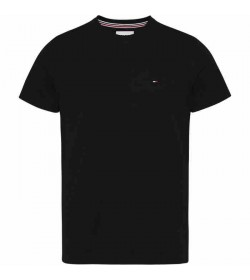 Tommy Hilfiger t-shirt dm0dm0d4411 black-20