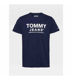 Tommy Hilfiger t-shirt dm0dm08349 C87 Navy-20