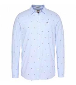 Tommy Hilfiger skjorte dm0dm08405 C87-20