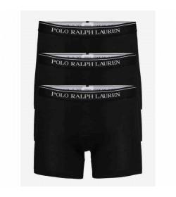Ralph Lauren 3-pack trunks black-20