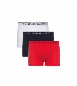 Ralph Lauren 3-pack trunks navy/red/white-20