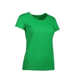 ID active t-shirt dame G11002 grøn-20