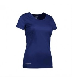 ID active t-shirt dame G11002 navy-20