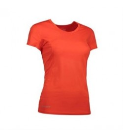 ID active t-shirt dame G11002 orange-20