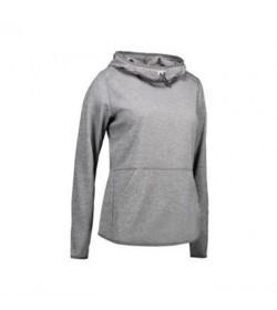 ID sports trøje dame G11064 grå melange-20