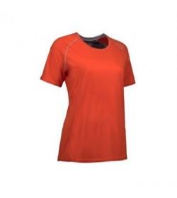ID sports t-shirt dame g11066 sort-20