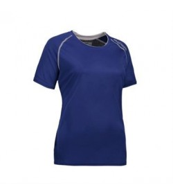 ID sports t-shirt dame g11066 navy-20