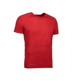 ID active t-shirt G21002 rød-20