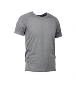 ID active t-shirt G21002 grå melange-20