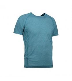 ID active t-shirt G21002 petrol melange-20