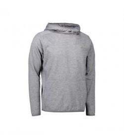 ID sports trøje G21064 grå melange-20