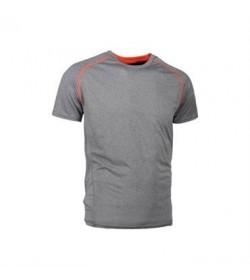 ID sports t-shirt g21066 grå melange-20