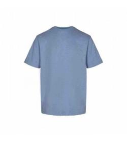 Signal t-shirt Eddy Clear blue melange-20
