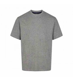 Signal t-shirt eddy light grey melange-20