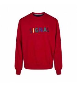 SignalsweatshirtBenjaminred-20