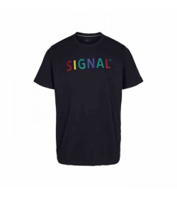 Signal t-shirt Bendix duke blue-20