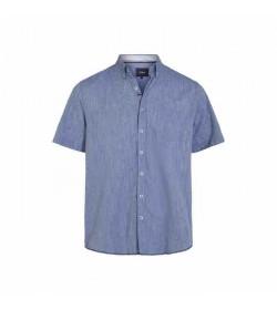 Signal kort ærmet skjorte Kevin2 Estate Blue-20