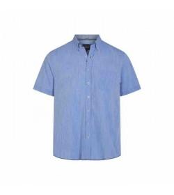 Signal kort ærmet skjorte Kevin2 Pond Blue-20