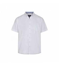 Signal kort ærmet skjorte Kevin2 White-20