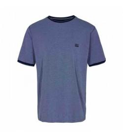 Signal t-shirt Basim blue-20